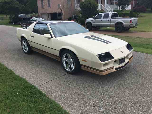 Picture of '83 Camaro Z28 - L84K