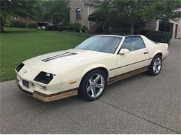 Picture of '83 Chevrolet Camaro Z28 Offered by a Private Seller - L84K