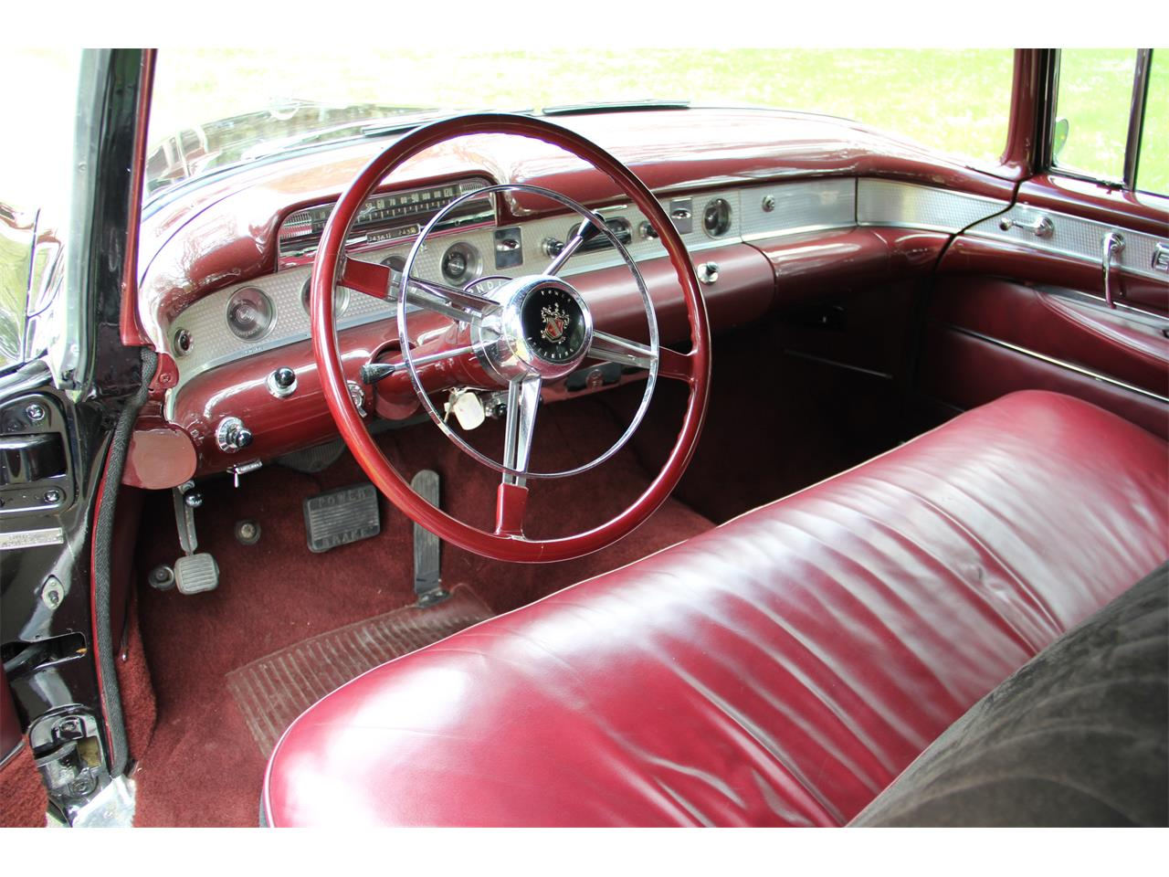 Large Picture of '54 Roadmaster Riviera Hardtop. FACTORY A/C! - LA9M
