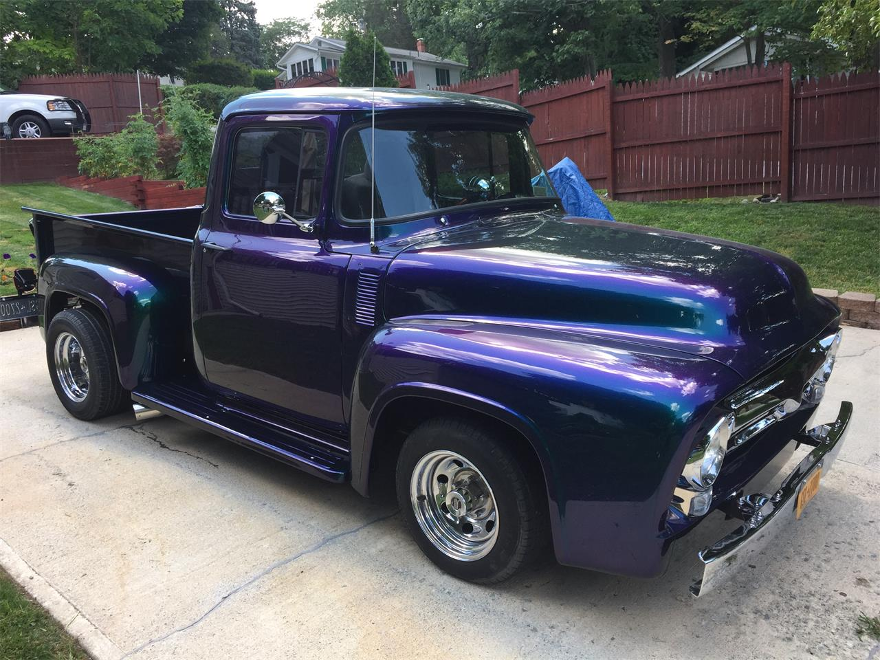 Large Picture of '56 F100 - LA9P