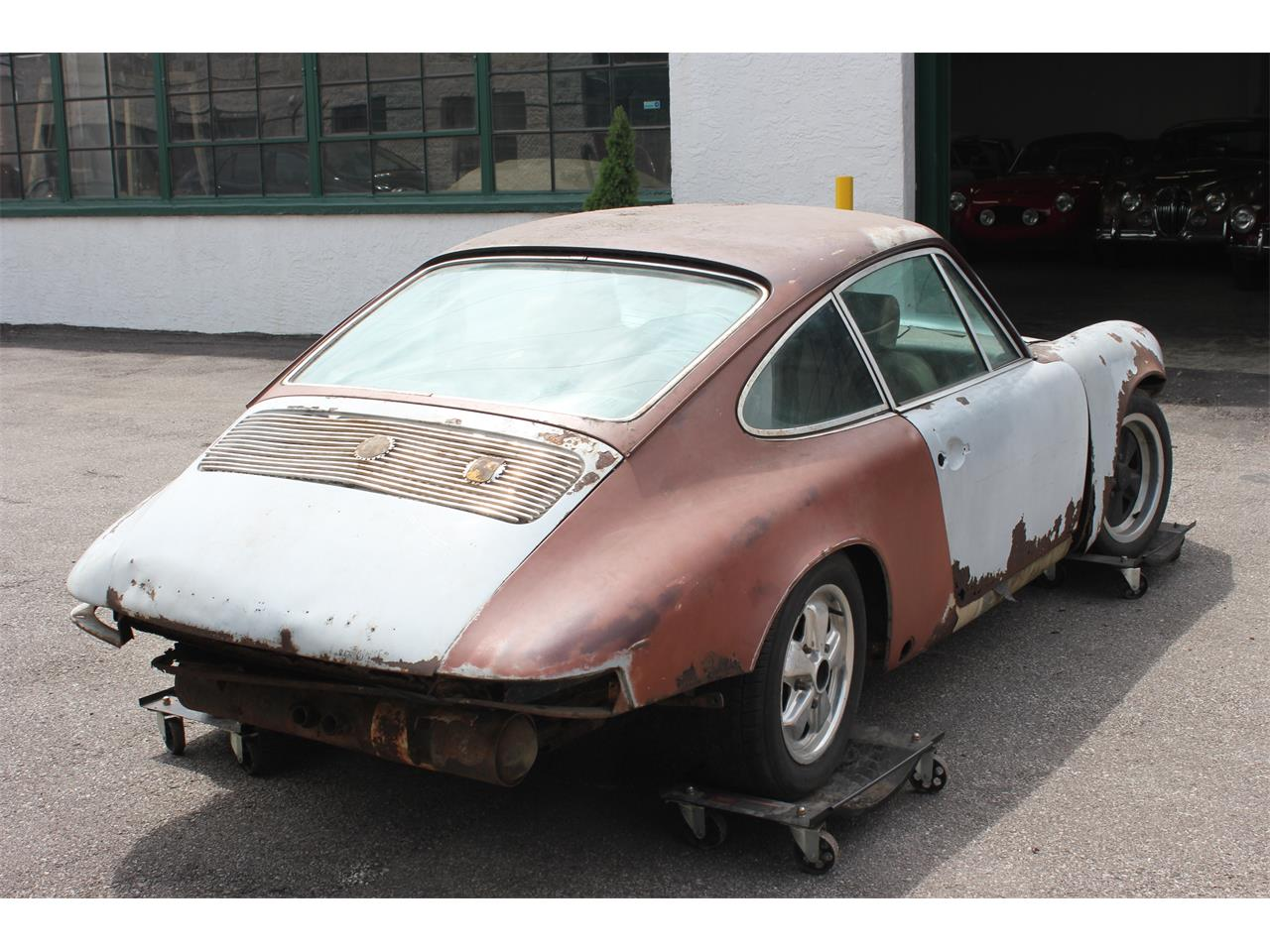 Large Picture of 1969 Porsche 912 located in Cleveland Ohio Offered by MB Vintage Cars Inc - L84M