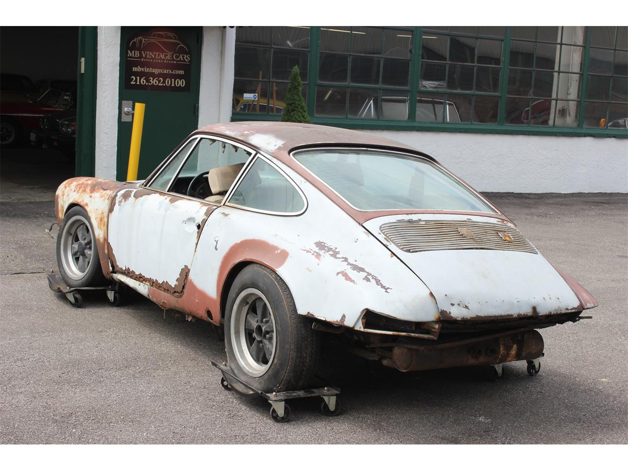 Large Picture of Classic 1969 Porsche 912 located in Ohio Offered by MB Vintage Cars Inc - L84M
