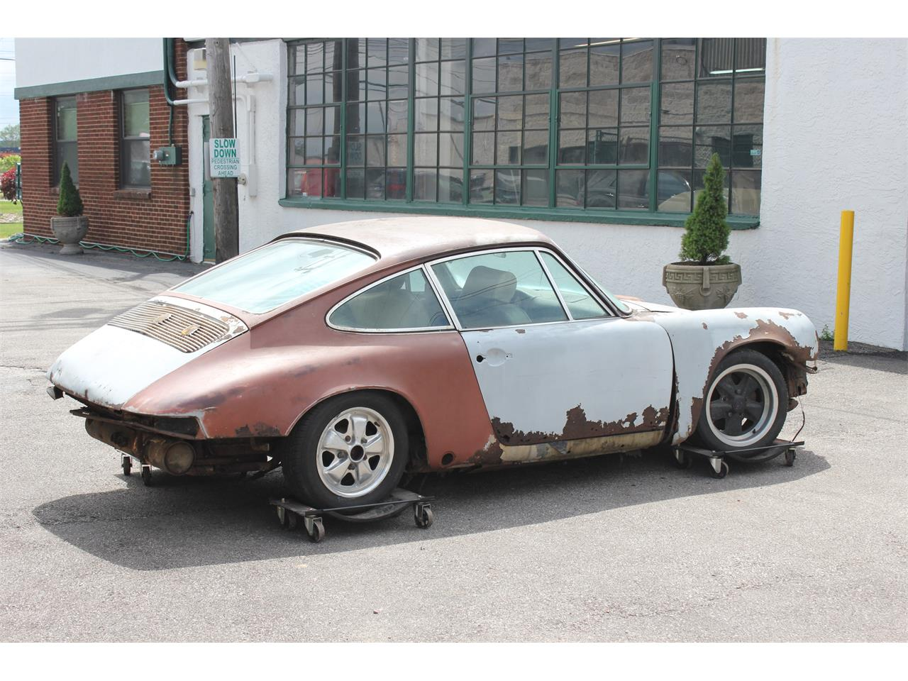 Large Picture of Classic 1969 Porsche 912 located in Cleveland Ohio - $12,950.00 Offered by MB Vintage Cars Inc - L84M