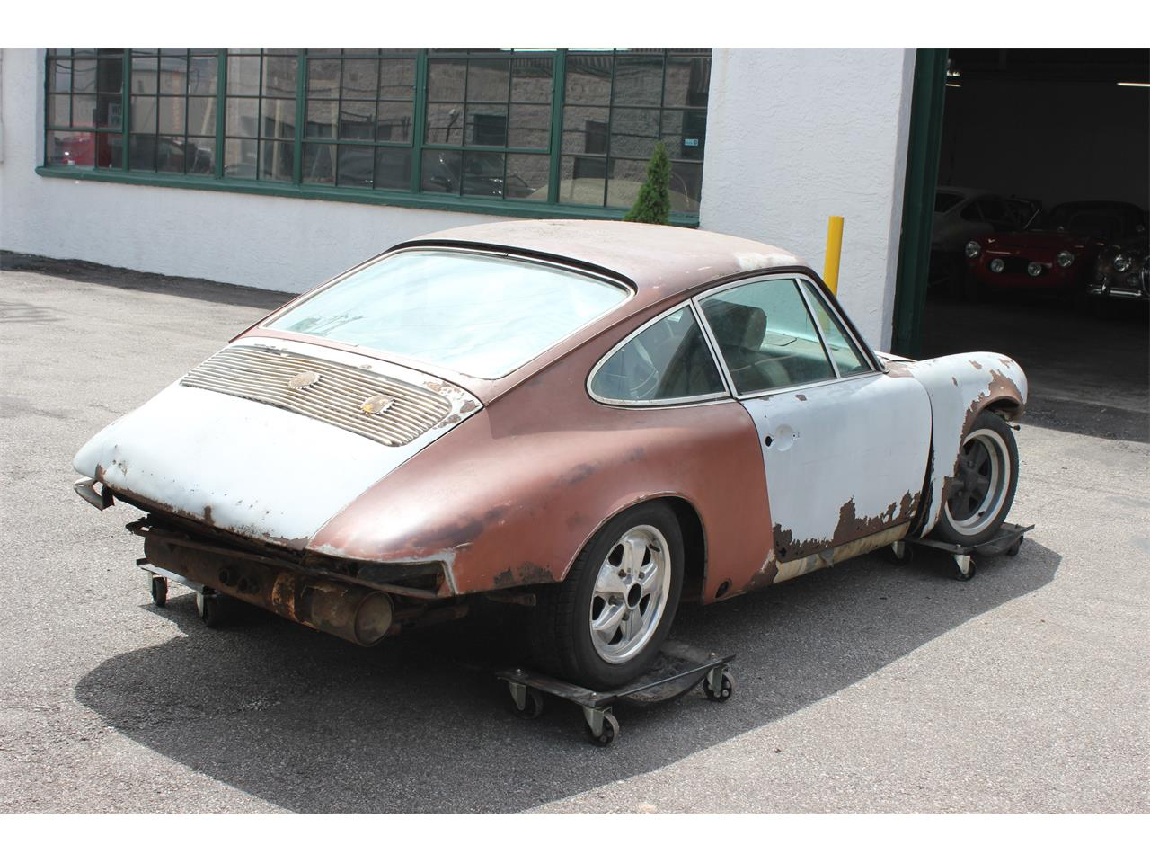 Large Picture of '69 Porsche 912 located in Ohio Offered by MB Vintage Cars Inc - L84M