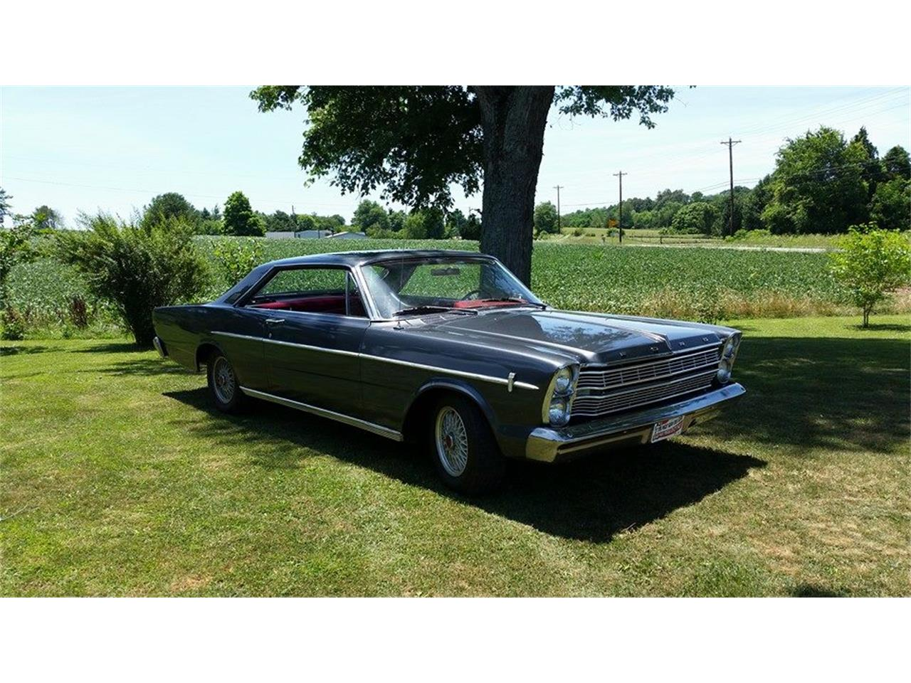 Large Picture of '66 Galaxie 500 - $8,200.00 - L84N