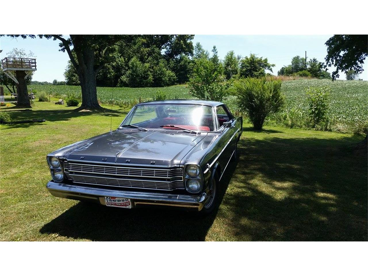 Large Picture of Classic 1966 Ford Galaxie 500 - L84N