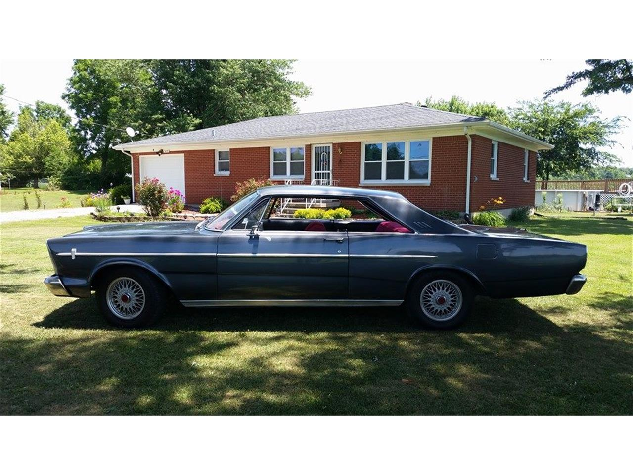 Large Picture of 1966 Galaxie 500 located in Oshkosh Wisconsin Offered by a Private Seller - L84N