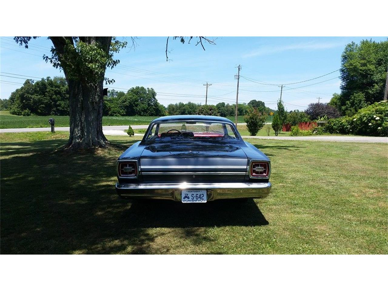 Large Picture of 1966 Galaxie 500 - L84N