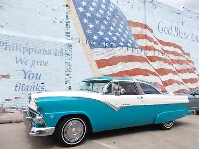 Picture of 1955 Crown Victoria located in Oklahoma - $22,000.00 Offered by  - LAAJ