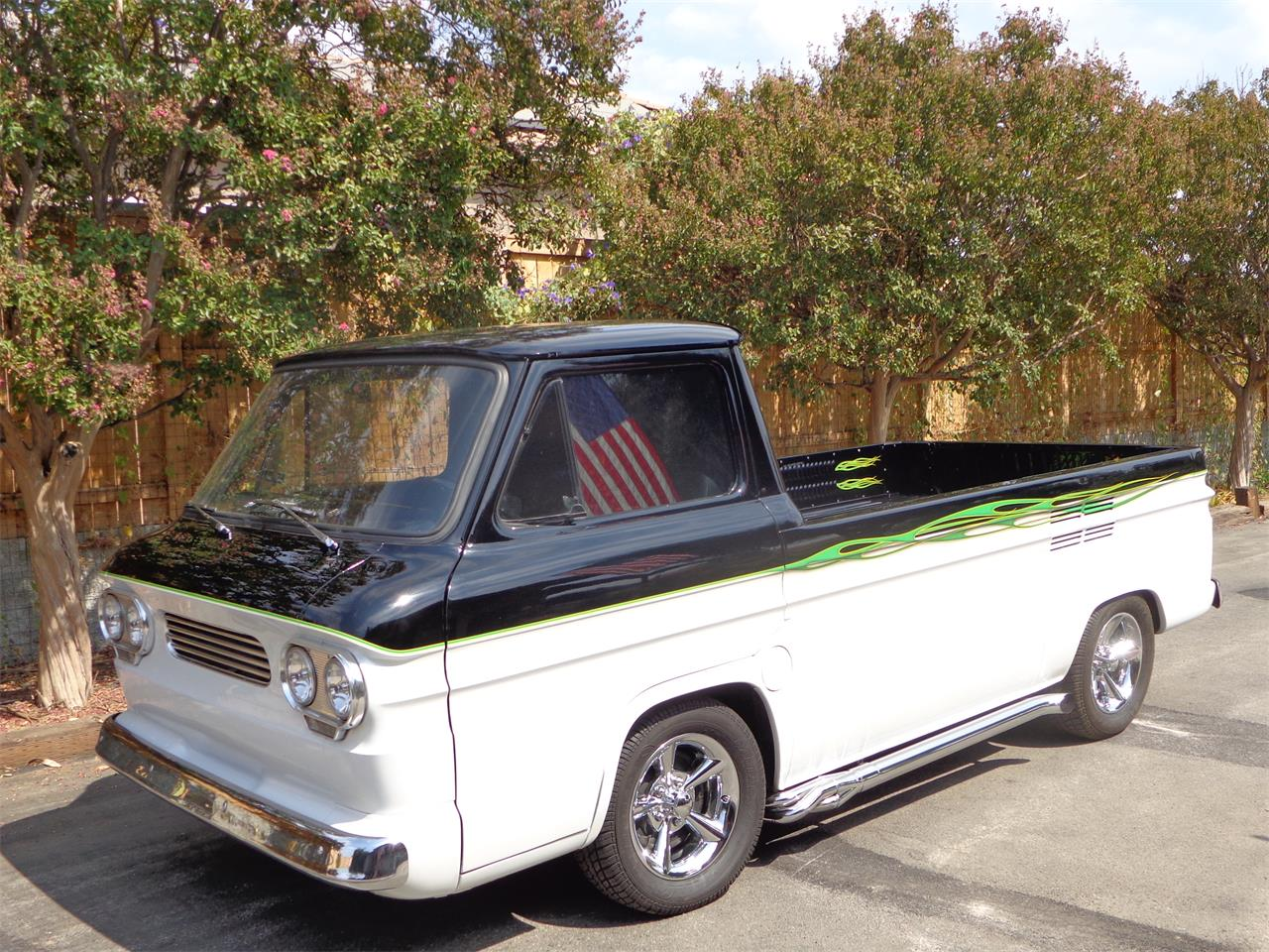 Large Picture of 1962 Chevrolet Corvair located in Clovis California - $16,500.00 - LAB2