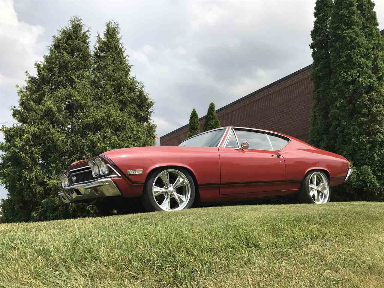 Large Picture of '68 Chevelle - LAB6