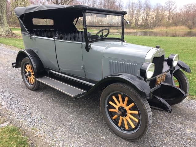 Picture of Classic '27 Chevrolet Touring Offered by a Private Seller - L84R
