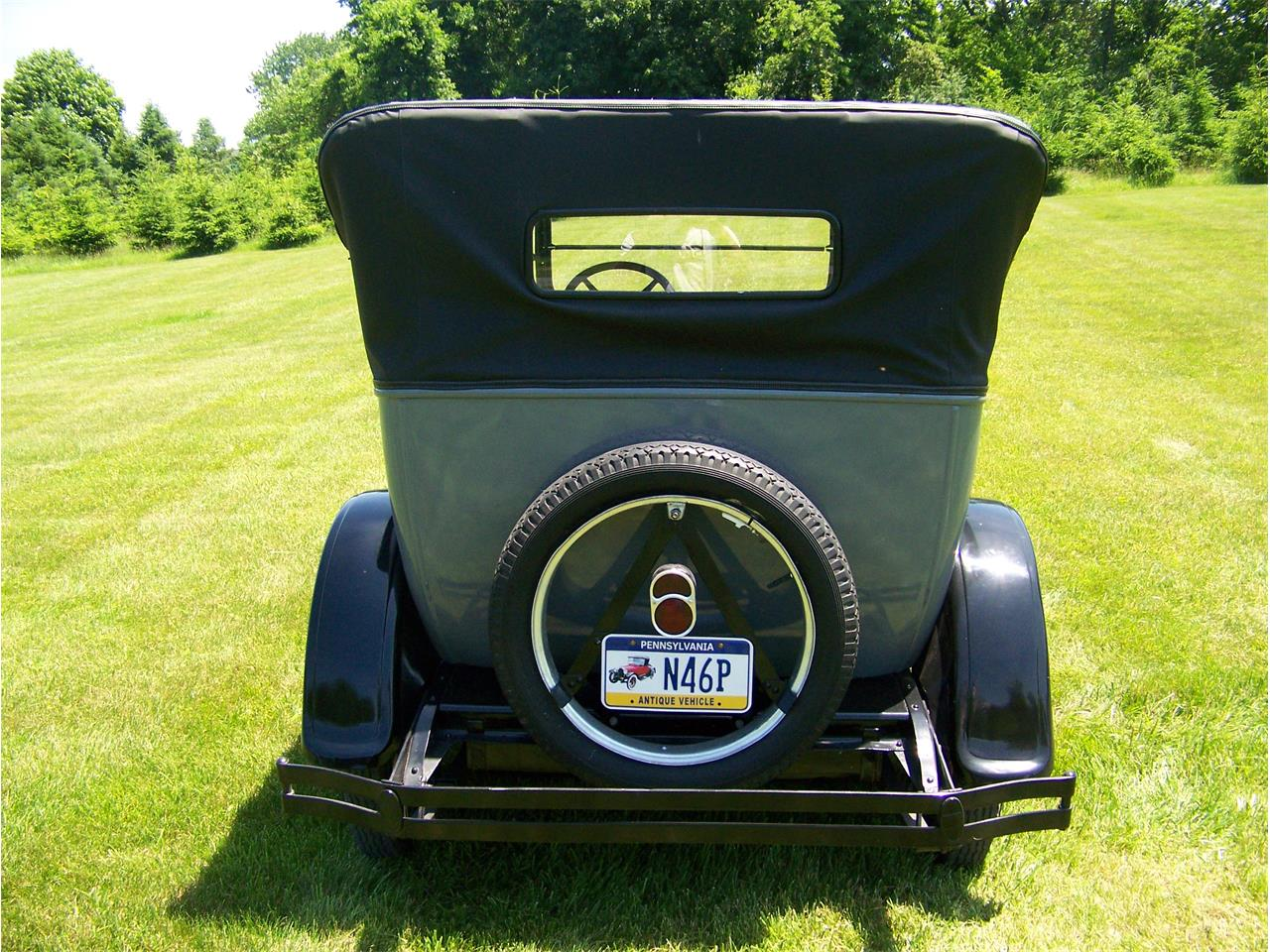 1927 chevrolet touring for sale classiccars cc 990315