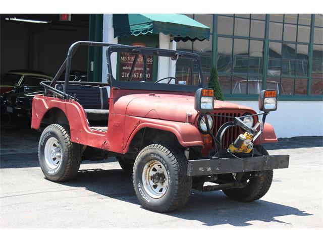Picture of '60 CJ2 - L84S