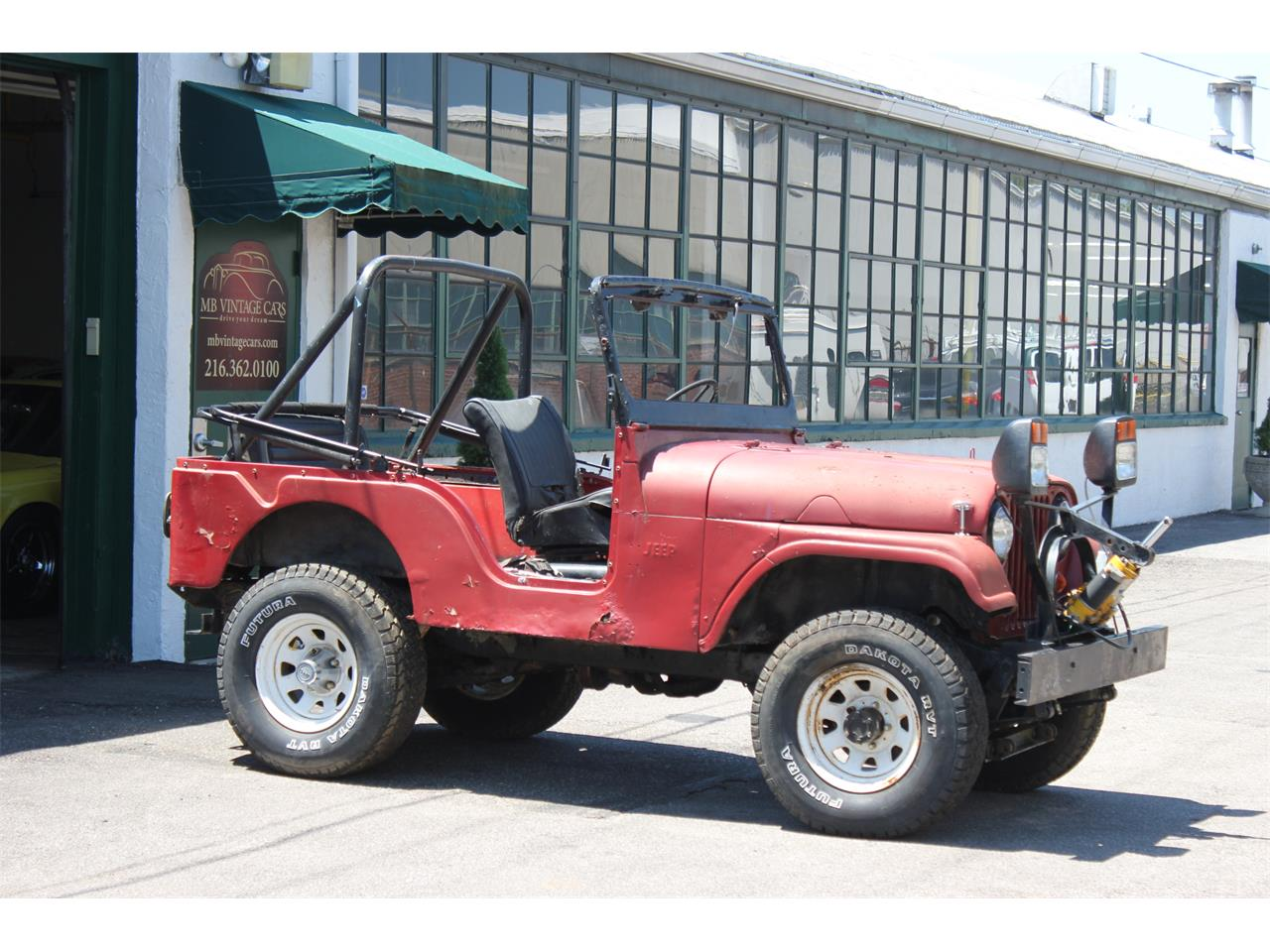 Large Picture of '60 CJ2 - L84S