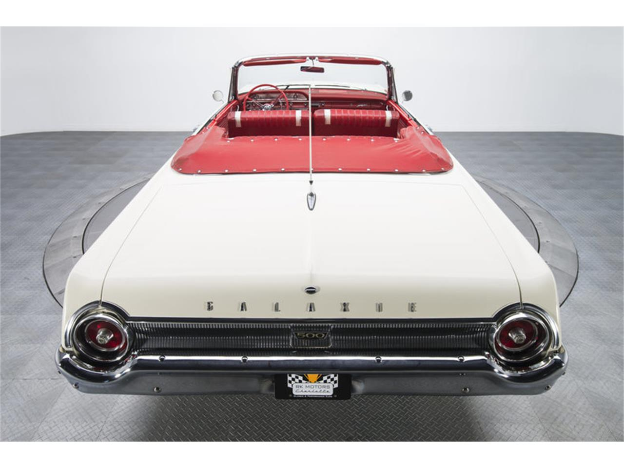 Large Picture of 1962 Ford Galaxie Offered by RK Motors Charlotte - LABX