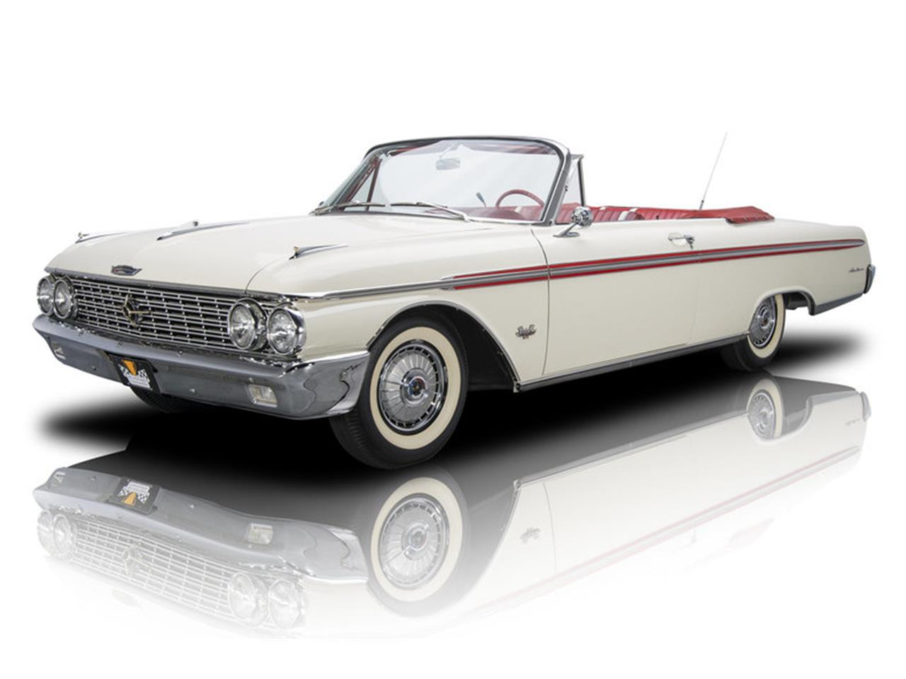 Large Picture of Classic 1962 Ford Galaxie Offered by RK Motors Charlotte - LABX