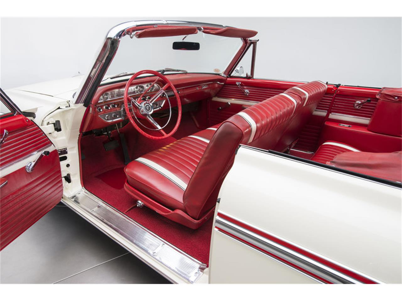 Large Picture of Classic '62 Ford Galaxie Offered by RK Motors Charlotte - LABX