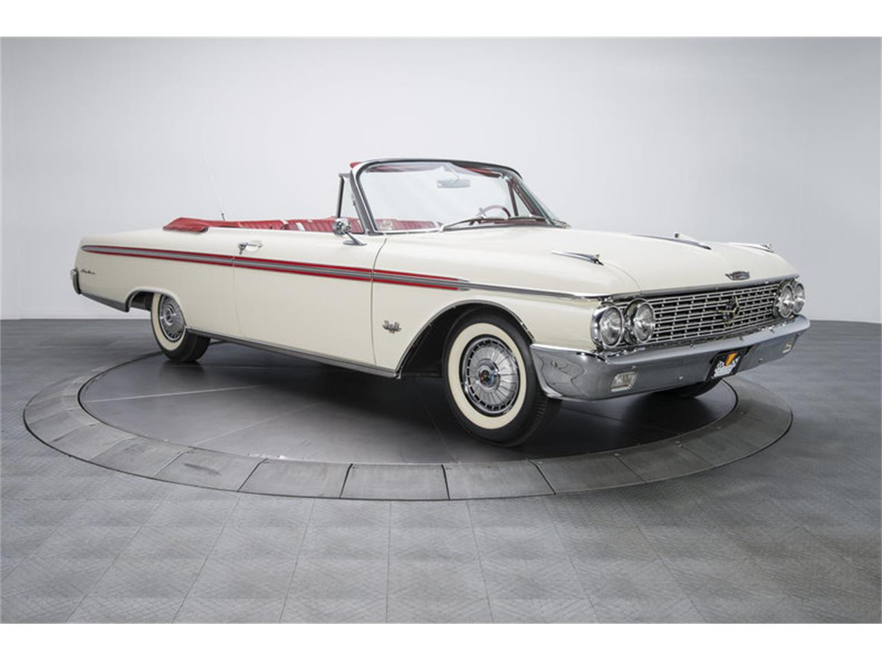 Large Picture of 1962 Ford Galaxie located in Charlotte North Carolina - $44,900.00 Offered by RK Motors Charlotte - LABX