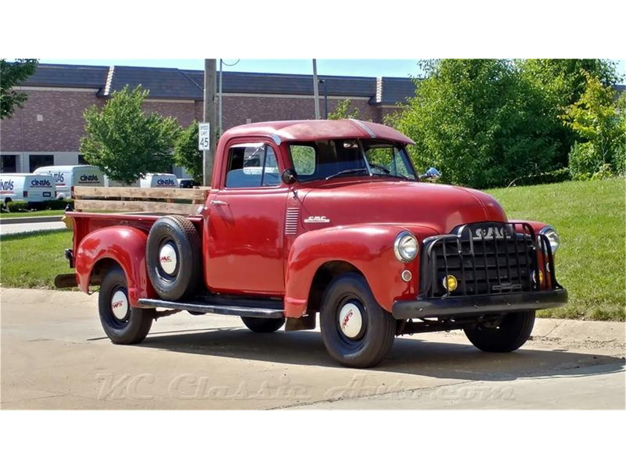 1953 Gmc Hydra Matic For Sale The Car 1954 Chevy 3100 Pick Up Truck 53 Pickup 1948 Photos Source