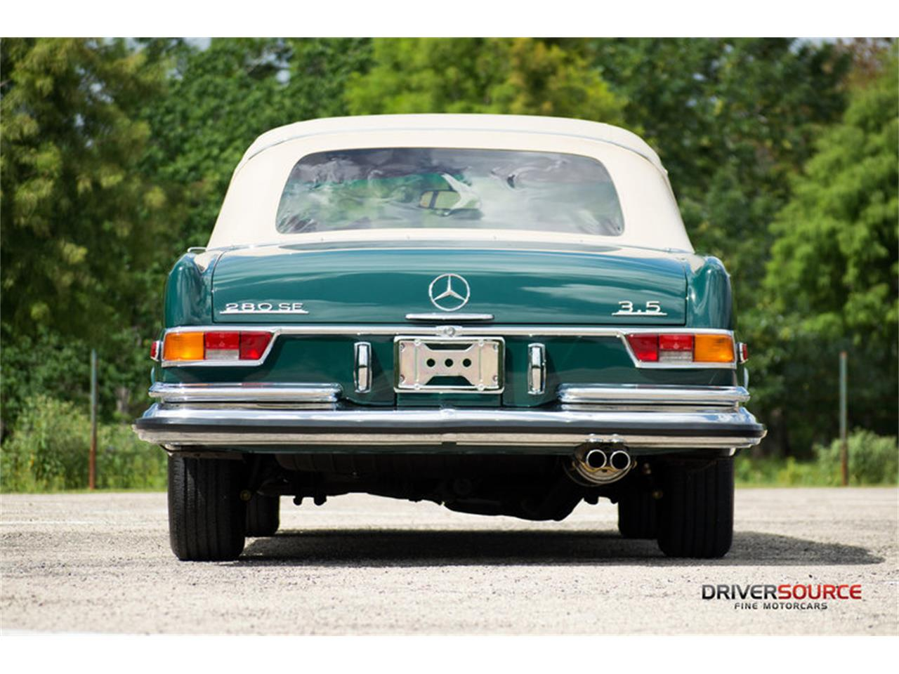 Large Picture of '71 Mercedes-Benz 280SE located in Houston Texas - LAC0