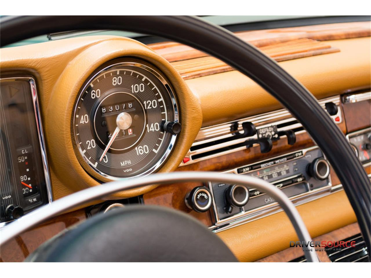 Large Picture of Classic '71 Mercedes-Benz 280SE located in Texas Offered by Driversource - LAC0