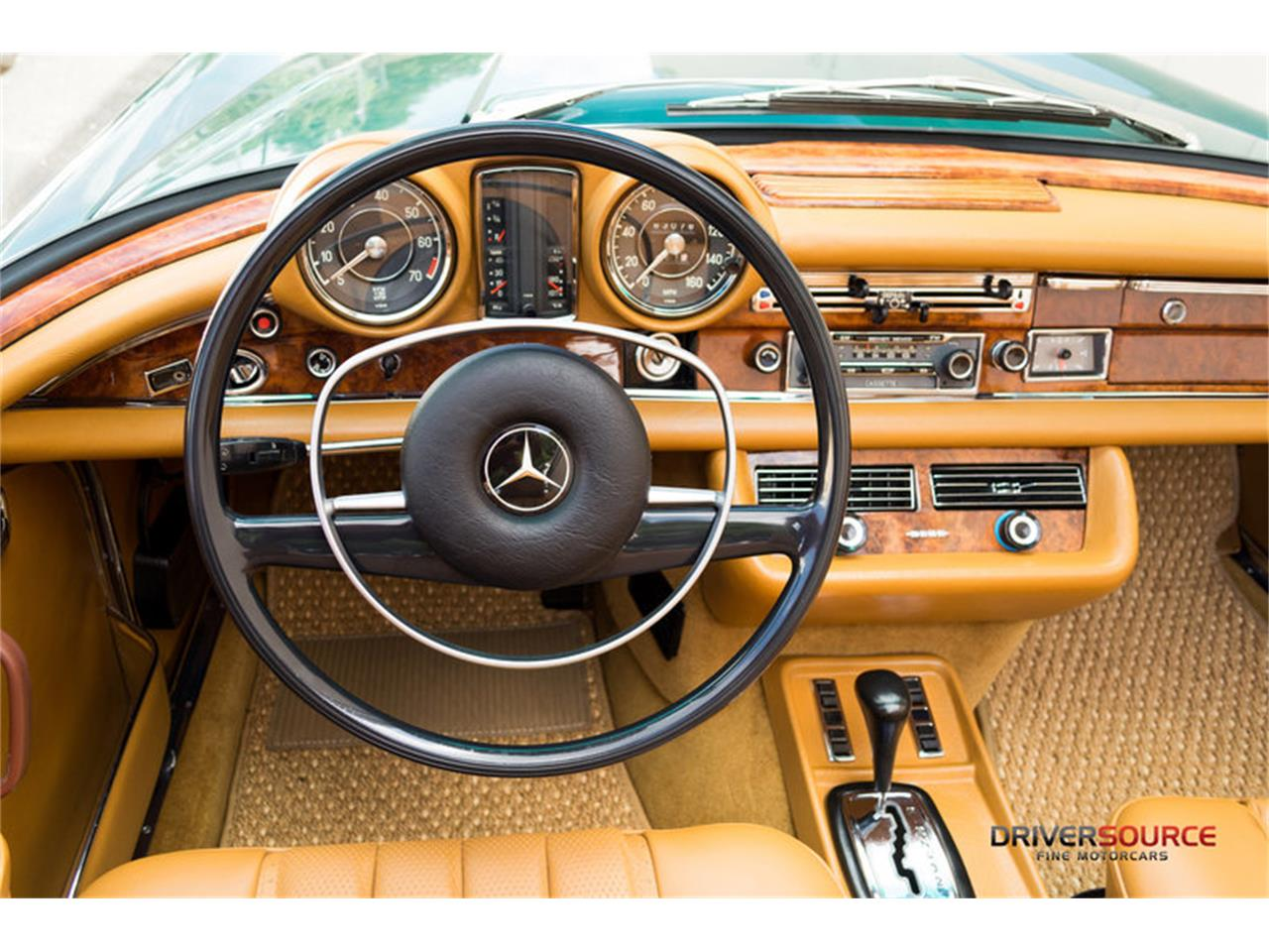 Large Picture of 1971 Mercedes-Benz 280SE located in Houston Texas - LAC0