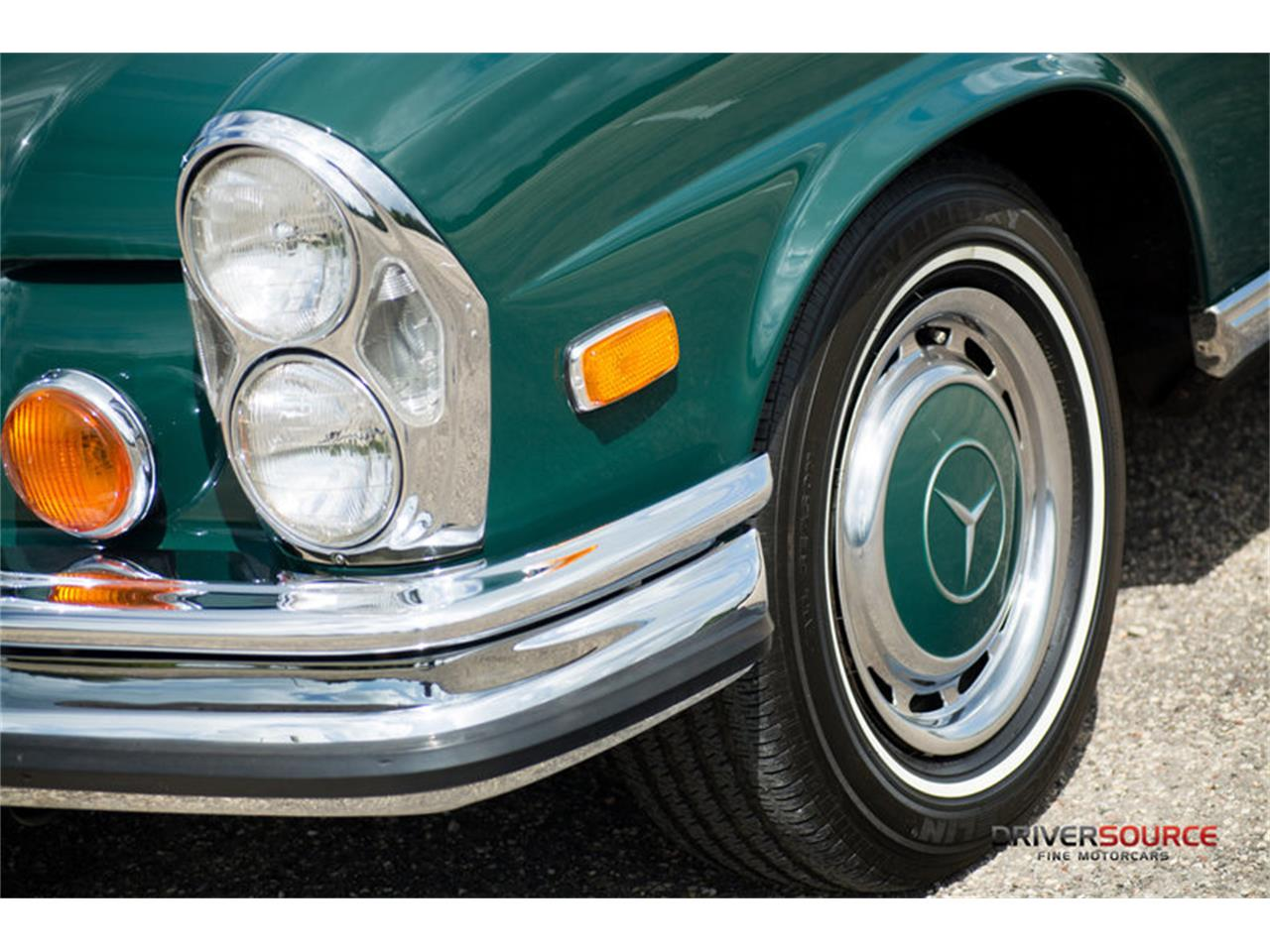 Large Picture of 1971 Mercedes-Benz 280SE located in Texas - LAC0