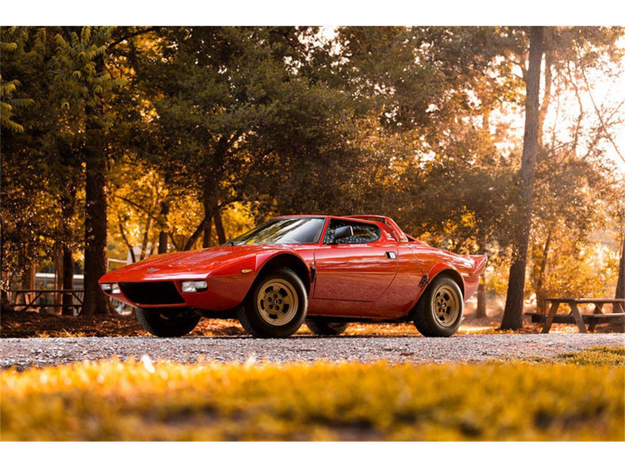 Lancia Stratos For Sale >> 1974 Lancia Stratos For Sale Classiccars Com Cc 993169