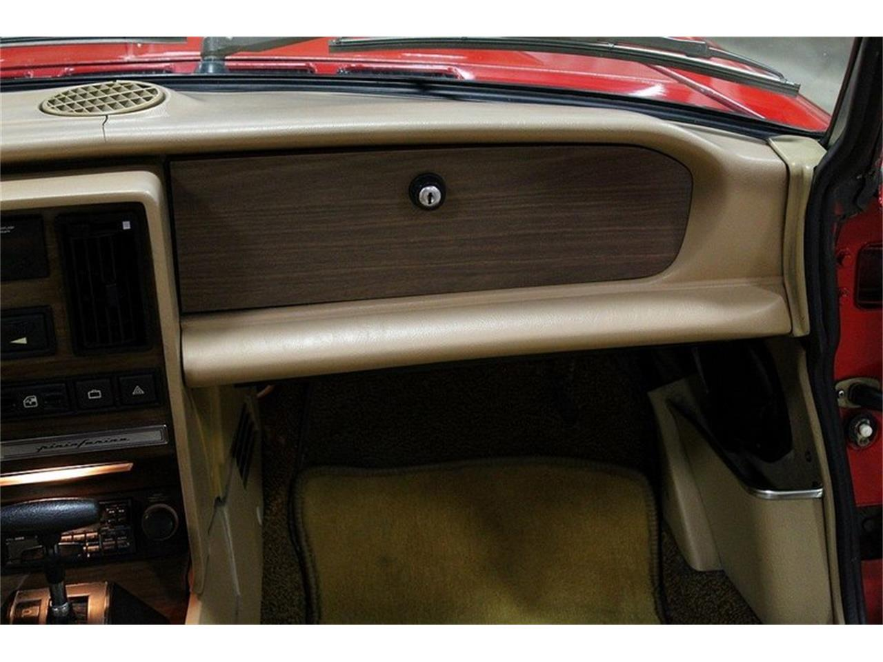 Large Picture of 1984 Fiat Pininfarina located in Kentwood Michigan Offered by GR Auto Gallery - LAC7