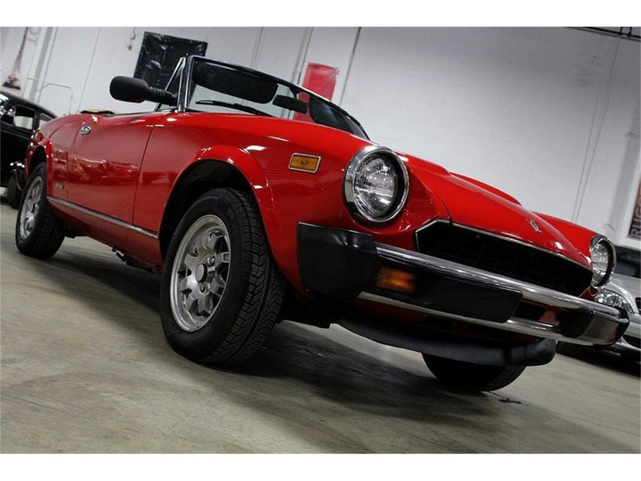 Large Picture of 1984 Fiat Pininfarina - LAC7