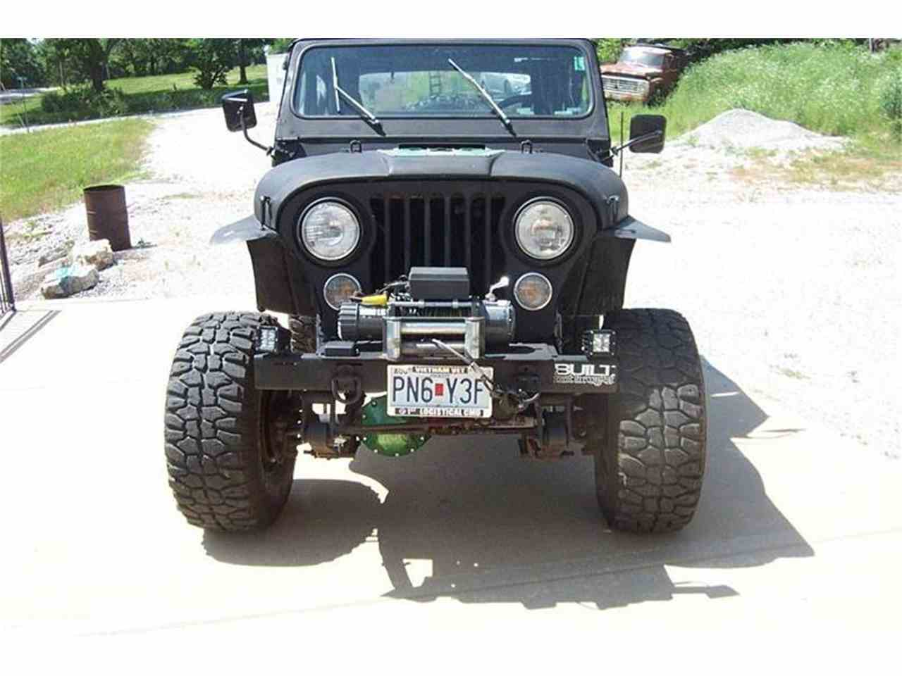 Large Picture of '81 CJ5 - LACA