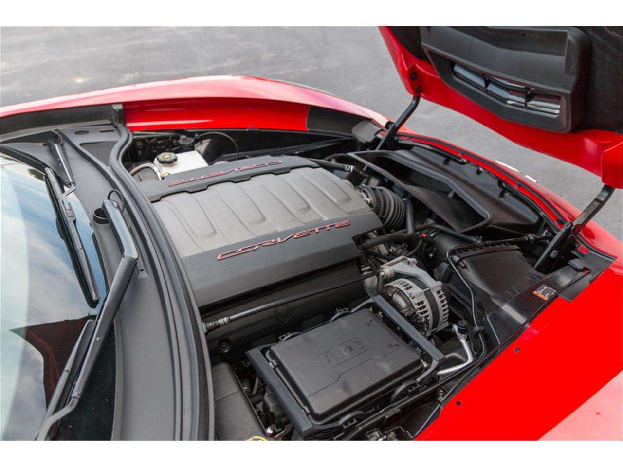 Large Picture of '16 Corvette - LACM