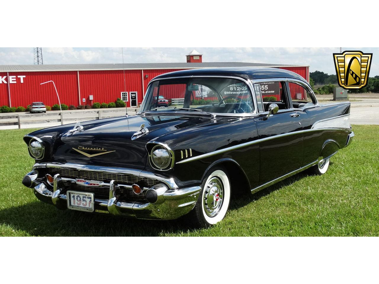 Large Picture of Classic '57 Chevrolet 210 - LADD