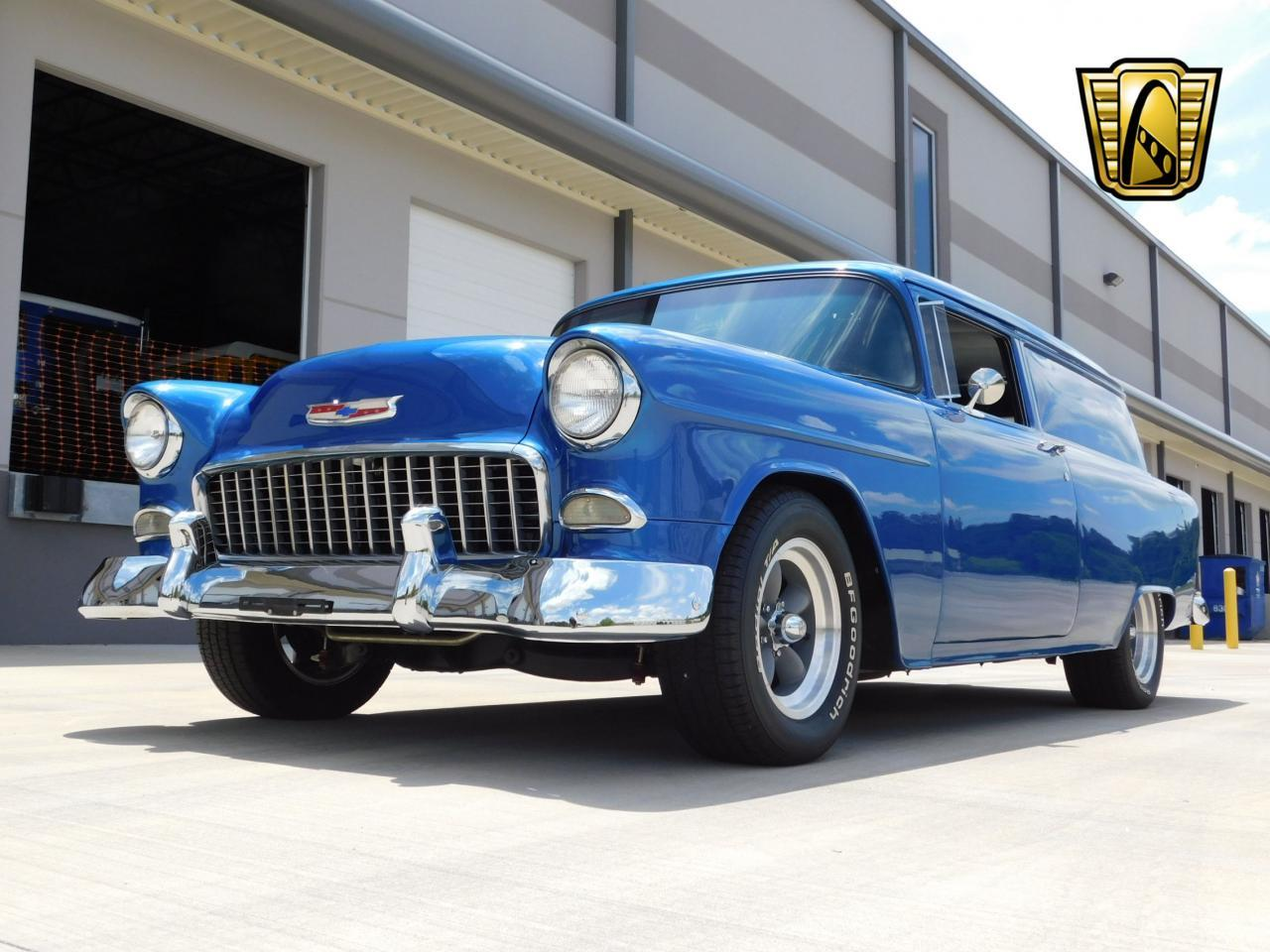Large Picture of '55 Sedan Delivery - LADL
