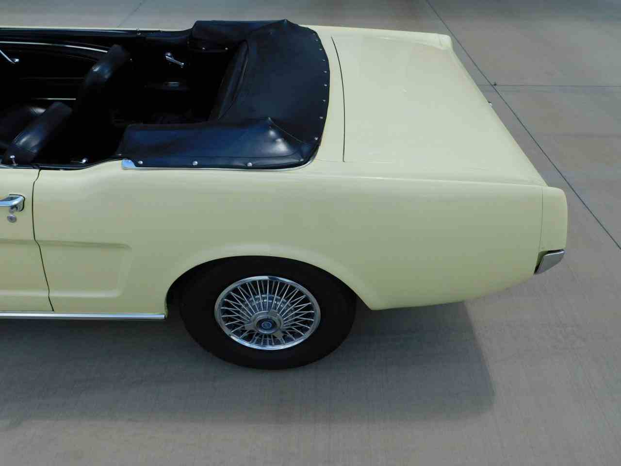 Large Picture of '66 Mustang - LADM