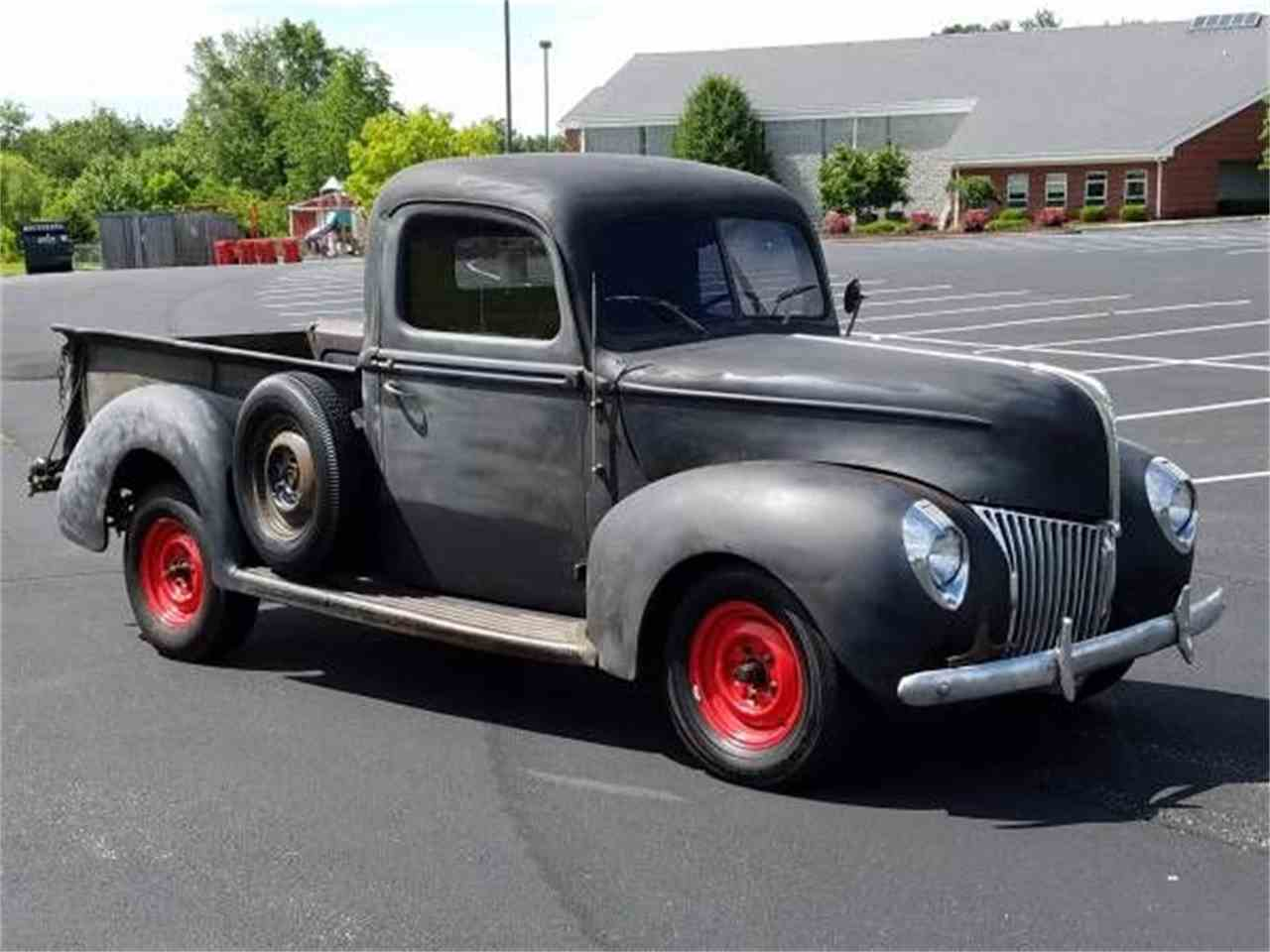 1940 Ford Pickup for Sale | ClassicCars.com | CC-993278