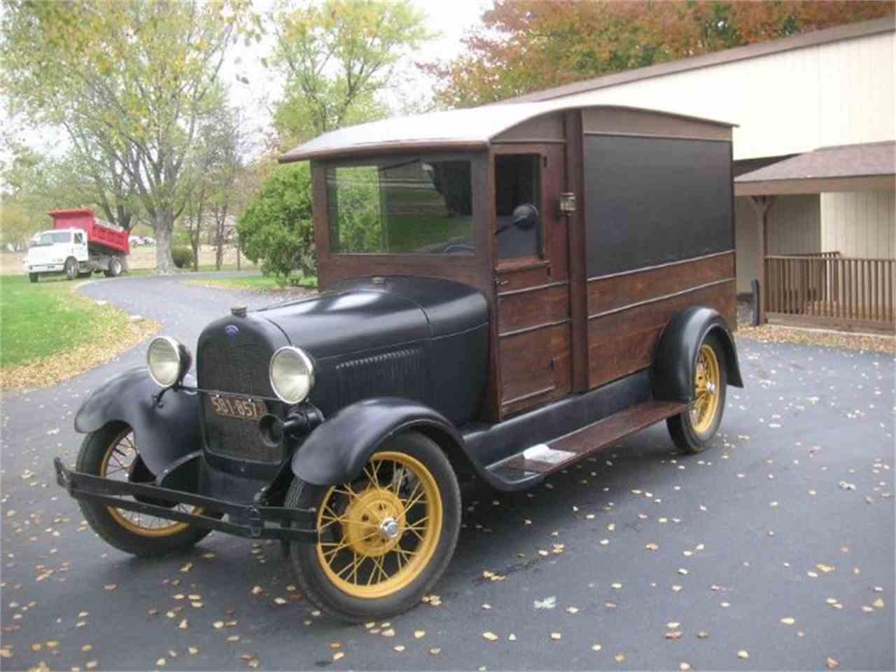Large Picture of 1929 Ford Model A located in Cadillac Michigan - LAF3