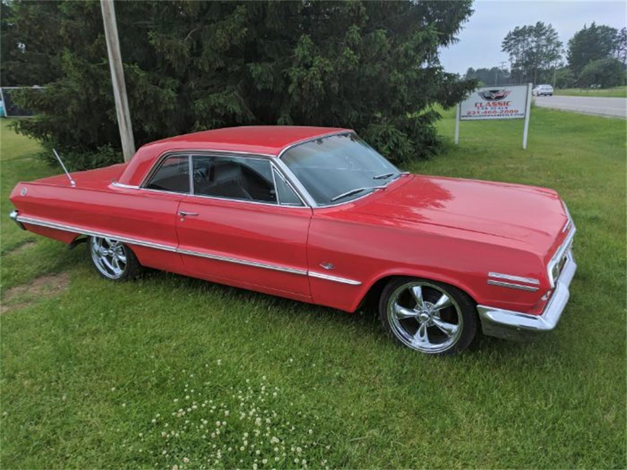 Large Picture of Classic '63 Impala located in Cadillac Michigan Offered by Classic Car Deals - LAFC