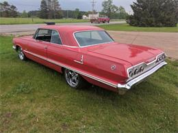 Picture of '63 Chevrolet Impala located in Cadillac Michigan - $23,900.00 Offered by Classic Car Deals - LAFC
