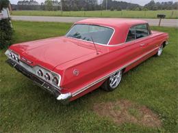 Picture of Classic '63 Chevrolet Impala located in Cadillac Michigan - $23,900.00 - LAFC