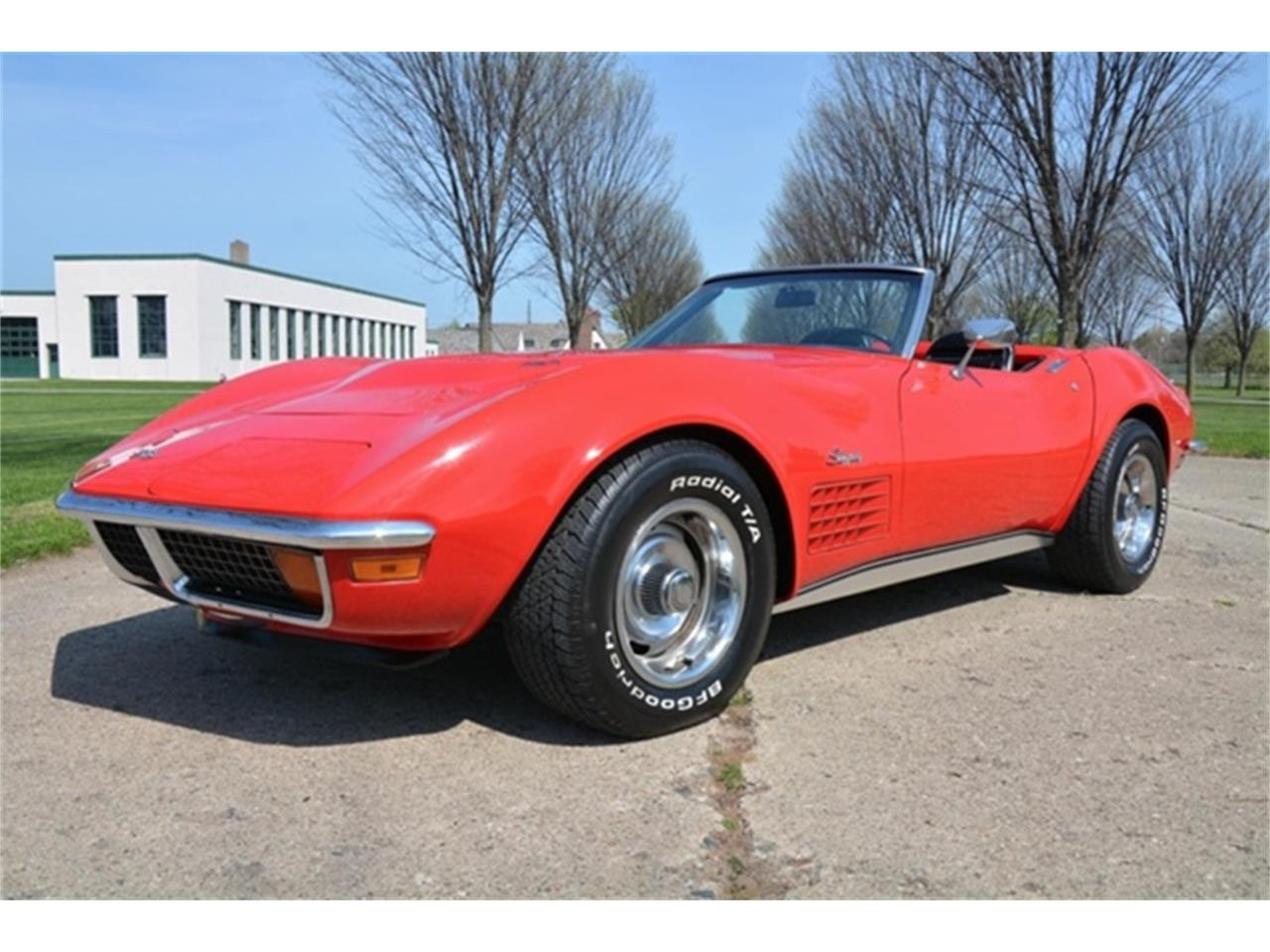 Large Picture of 1972 Corvette Offered by Rev Up Motors - LAFE