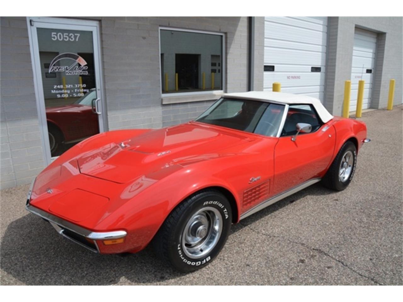 Large Picture of 1972 Corvette - LAFE