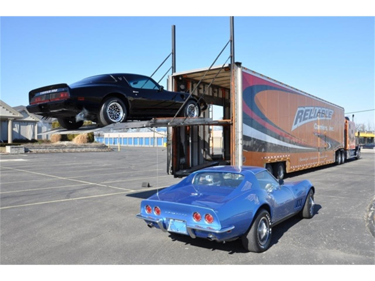 Large Picture of Classic 1972 Chevrolet Corvette located in Michigan Offered by Rev Up Motors - LAFE