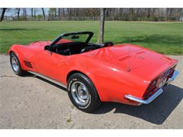Picture of Classic 1972 Corvette located in Shelby Township Michigan Offered by Rev Up Motors - LAFE