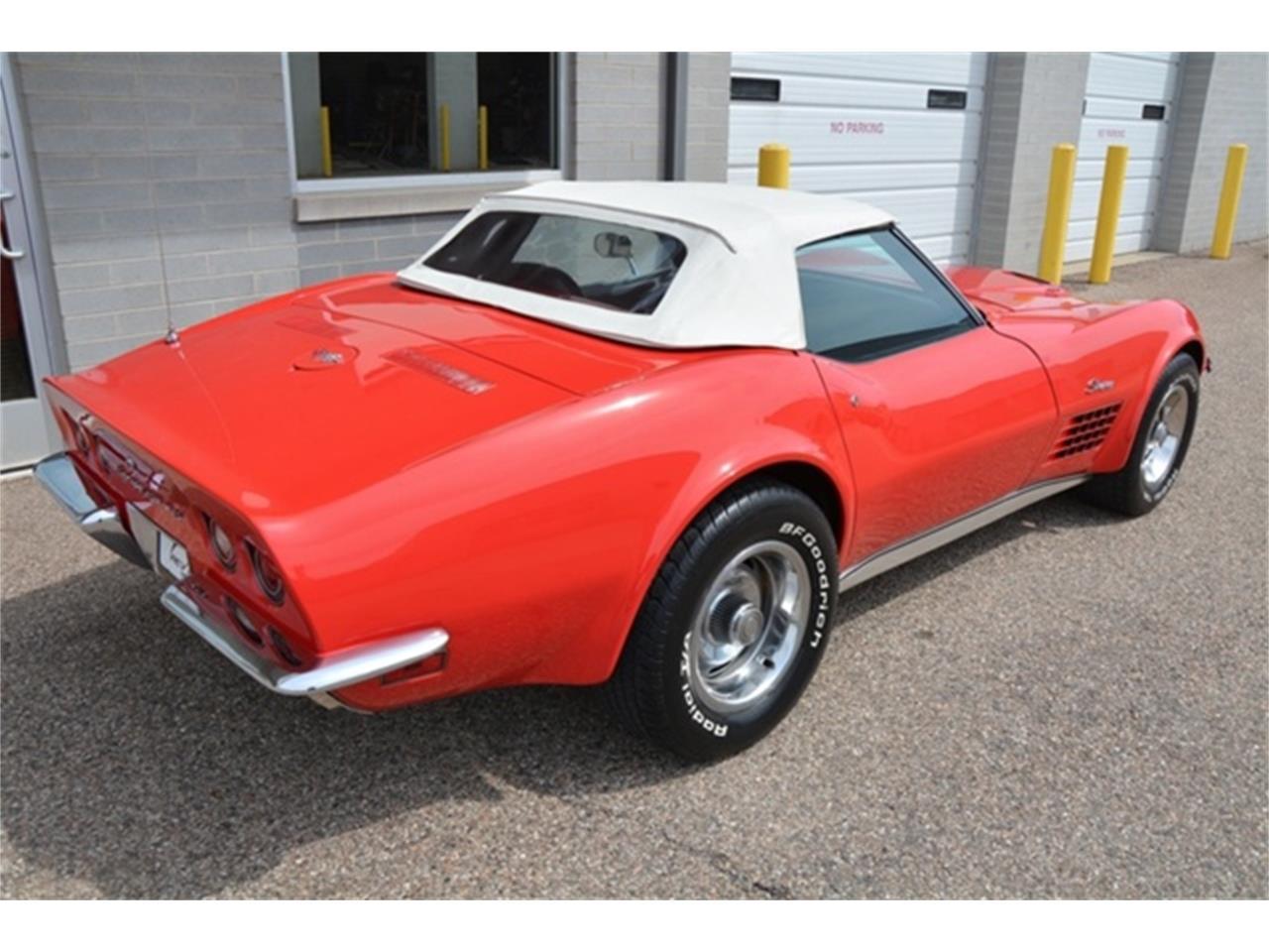 Large Picture of Classic '72 Chevrolet Corvette - LAFE