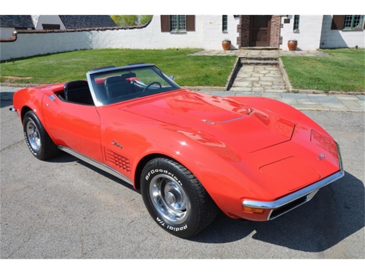 Large Picture of '72 Corvette located in Michigan - $39,995.00 - LAFE