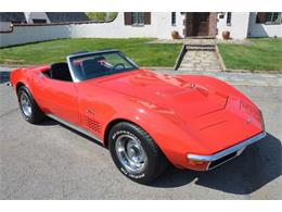 Picture of Classic 1972 Corvette located in Michigan - $39,995.00 Offered by Rev Up Motors - LAFE