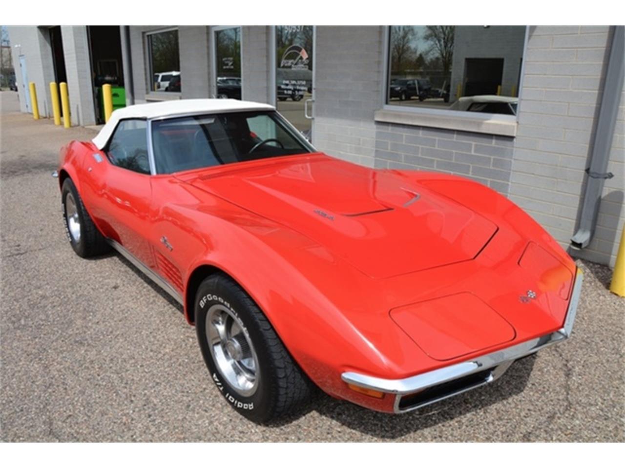 Large Picture of Classic 1972 Corvette - $39,995.00 - LAFE