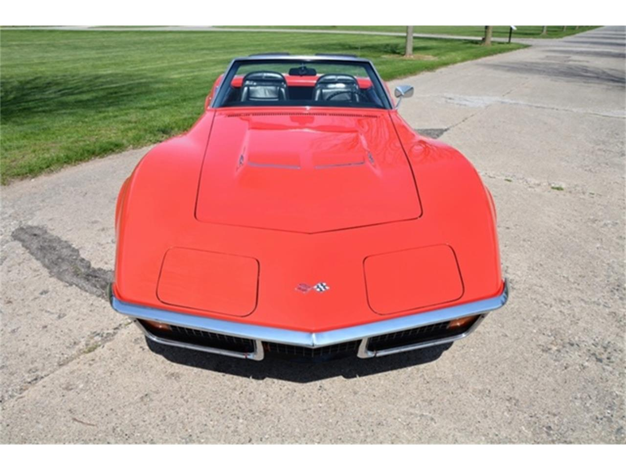 Large Picture of '72 Corvette located in Michigan - $39,995.00 Offered by Rev Up Motors - LAFE